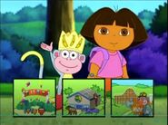 Dora and boots 32321