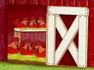 Dora-Big-Red-Chicken-family
