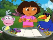 Dora Decoding The Message