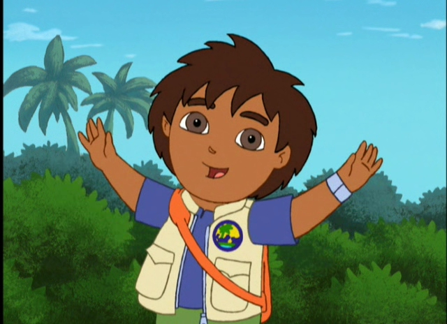 Meet Diego Dora The Explorer Wiki Fandom Powered By Wikia