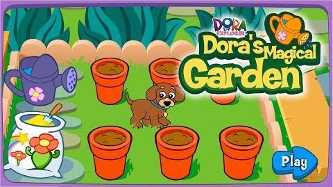 Dora The Explorer Dora's Magical Garden Full HD