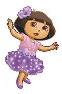 Dora dress 3