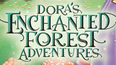 Dora The Explorer Dora's Enchanted Forest Adventure Full HD