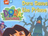 Dora Saves the Prince (VHS)