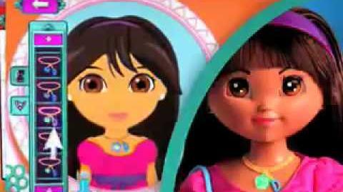 Dora Links Commercial