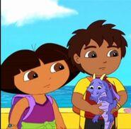 Dora and Diego 6