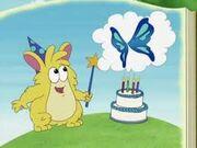 Wizzle's birthday