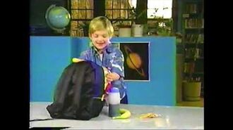 Dora the Explorer promo- Backpack (Nick Jr. 2002)-0