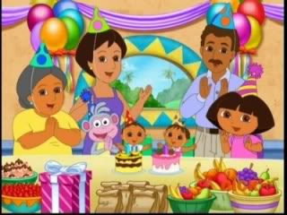 Happy Birthday Super Babies Dora the Explorer Wiki FANDOM