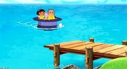 Dora in wonderland