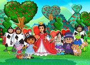 Dora Wonderland 01HR