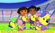 Super Soccer Showdown announcement picture