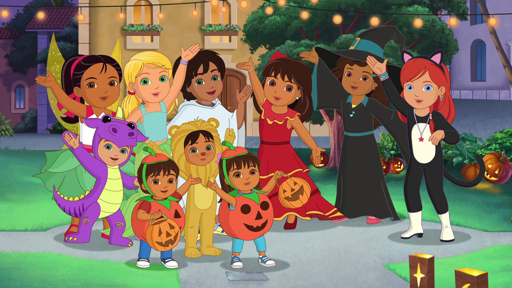 Nick Jr Halloween Episodes