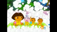 Super Babies popping the bubbles