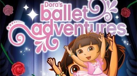 Dora The Explorer Dora's Ballet Adventure Full HD