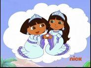 Dora The Explorer Dora Saves The Crystal Kingdom Dora and Snow Princess