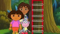 Dora diego and boots
