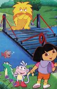 Dora-Grumpy-Old-Troll-bridge