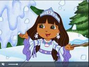 Dora The Explorer Dora Saves The Snow Princess Snow Princess