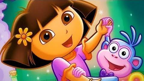 Dora the Explorer-Dance to the Rescue videogame