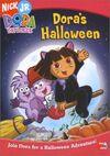 Dora the Explorer Dora's Halloween DVD 1
