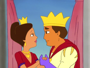 King Popo And Queen Maria