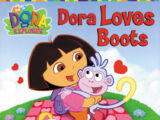 Dora Loves Boots (book)