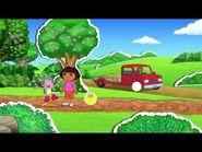 Dora,Boots,And Circle