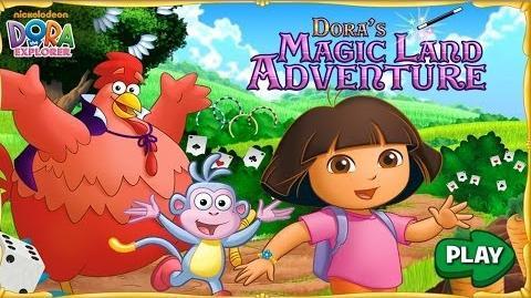 Dora The Explorer Dora's Magic Land Adventure Full HD