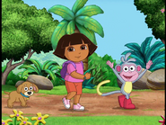 Dora The Explorer Perrito's Big Surprise cap9