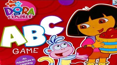 Dora The Explorer Dora's Alphabet Adventure Full Movie Game HD