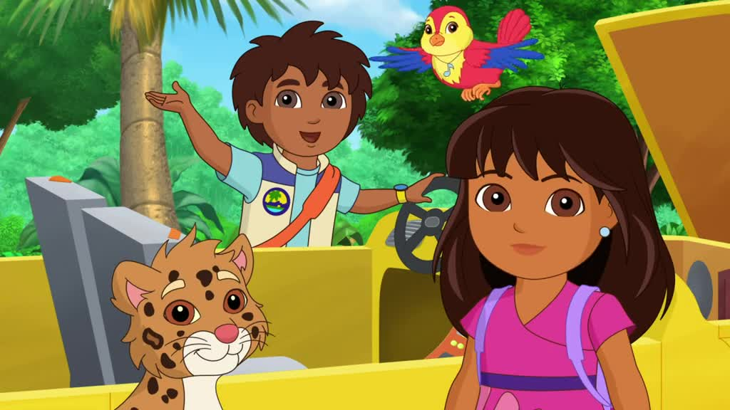 For The Birds Dora The Explorer Wiki Fandom Powered By Wikia