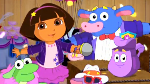 Dora Rocks Dora the Explorer Wiki FANDOM powered by Wikia