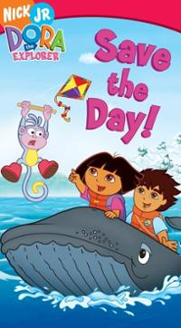 Save the day dora the explorer wiki fandom powered by wikia dora explorer save day vhs cover art release date january 10 2006 sciox Gallery