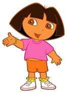 Dora the Explorer Nickelodeon 2003