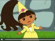 Dora The Explorer Fairytale Adventure Princess Dora