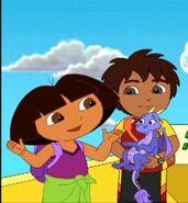 Dora and Diego 7