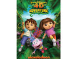 Dora & Diego's 4D Adventure: Catch that Robot Butterfly!
