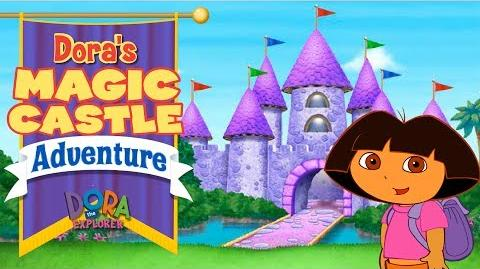 Dora The Explorer Dora's Magic Castle Adventure Full HD