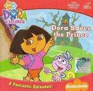 Dora Saves the Prince VCD