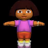 Dora JTTBPP Dora Model