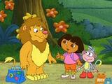 León, the Circus Lion
