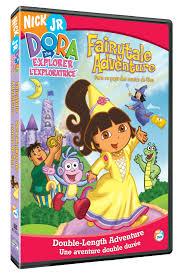 Dora's Fairytale Advventure DVD