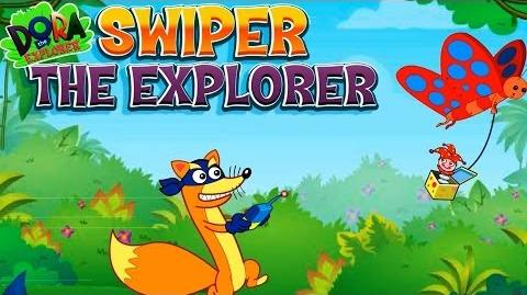 Dora The Explorer Swiper The Explorer Full HD