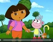 Dora and boots 3123