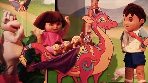 Dora The Explorer Animalito Adventure Live