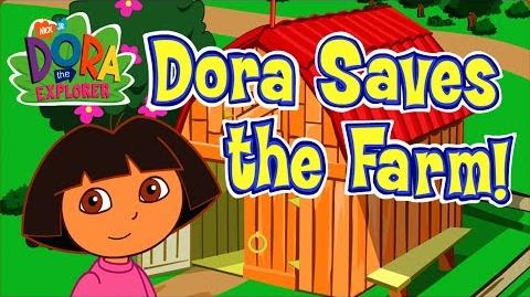 Dora The Explorer Dora Saves The Farm Full HD