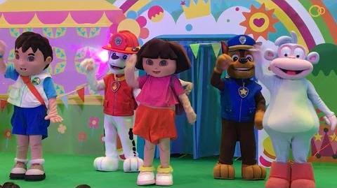 Nick Jr. Dora's Friendship Fiesta