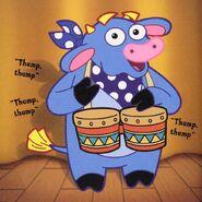 Dora-Benny-bongos