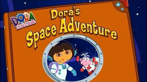 Dora The Explorer Dora's Space Adventure Full HD